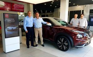 Nissan Almenar estrena la segunda generación del Juke