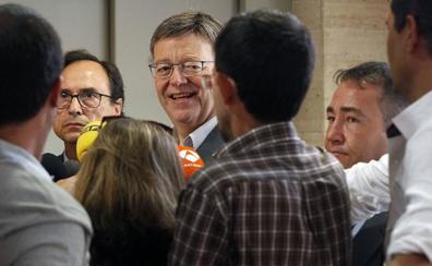 Las bajas del Consell obligan a Puig a participar en el debate para investigarlo