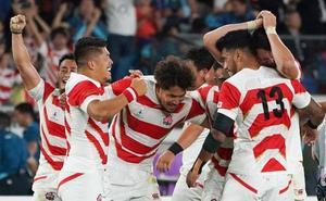 Japón, último clasificado a cuartos de final