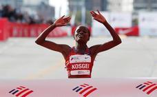 Maratón de Chicago: Brigid Kosgei bate el récord del mundo