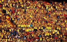 Doce seguidores de Colombia, detenidos por protagonizar altercados