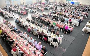 La localidad homenajea a sus mayores con una semana llena de actividades
