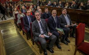 El Supremo anuncia hoy las penas a los líderes independentistas condenados por sedición