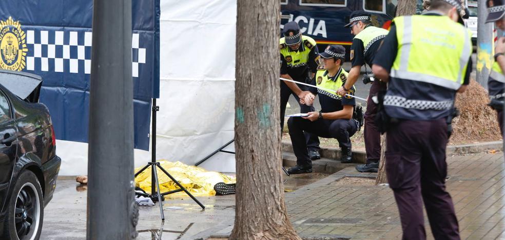 El conductor sin carné que mató a un hombre en Valencia dio positivo en cocaína y cannabis