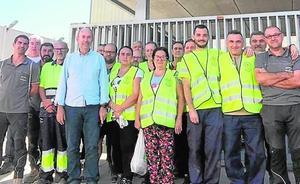 El Consistorio contrata a 18 personas de la Bolsa de Empleo Social