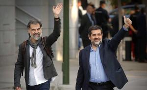Los Jordis podrán pedir su libertad en tres meses