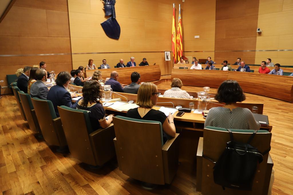 La Diputación de Valencia dejó sin ejecutar un tercio de sus cuentas en 2018
