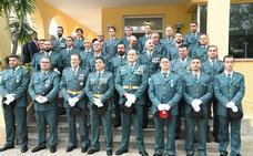 La Guardia Civil de Xàbia investiga 2.426 delitos y lleva a cabo 337 detenciones y 400 auxilios