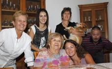 Fallece en Dénia a los 88 años María Teresa Matarredona