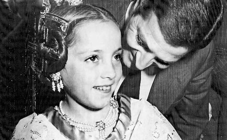 La Fallera Mayor Infantil de Valencia: 80 niñas que fueron reinas