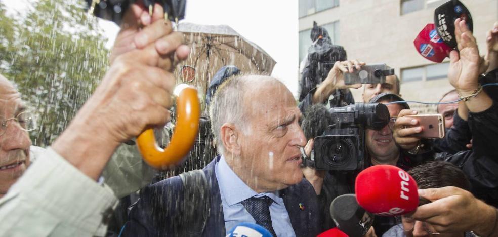 «Tebas se ha inventado que el dinero terminó en los jugadores del Levante»