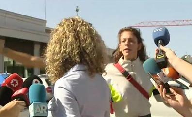 La madre de Diana Quer vuelve a denunciar a su exmarido porque teme «por la vida de su hija Valeria»