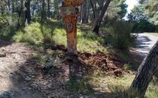 Torrent destina 440.000 euros para instalar nueve cañones de agua más en El Vedat