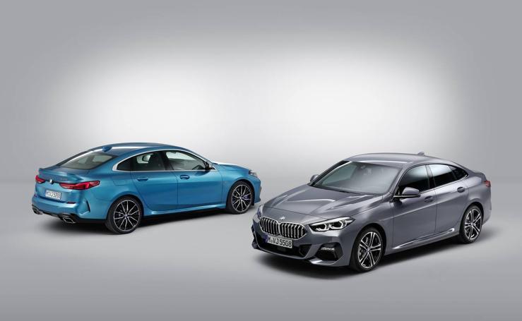 BMW Serie 2, ahora con carrocería cupé de cuatro puertas