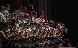 Jesús Salvador 'Chapi' puso la sintonía de los Premios de las Artes Escénicas