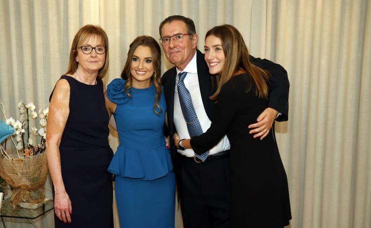 Las fotos de Consuelo Llobell, fallera mayor de Valencia 2020