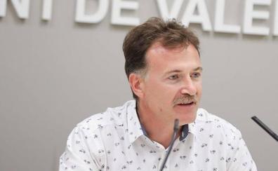 El PSPV propone que Grezzi salga de la comisión cuando participen trabajadores de la EMT