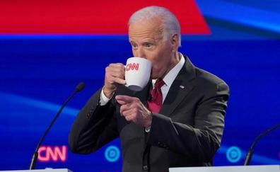 Joe Biden se desmorona en los debates