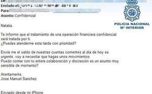 La Policía Nacional advierte en Twitter cómo no caer en un fraude como el de la EMT