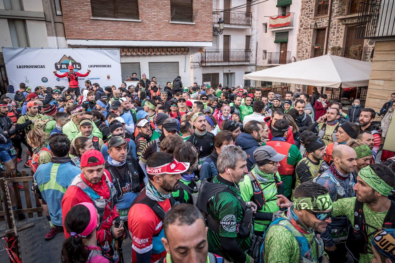 Trail Montanejos 2019: Puntos de avituallamientos confirmados, horarios, voluntariado y bolsa del corredor
