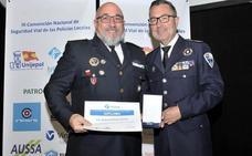 Premian al jefe de la Policía de Ondara por su trayectoria