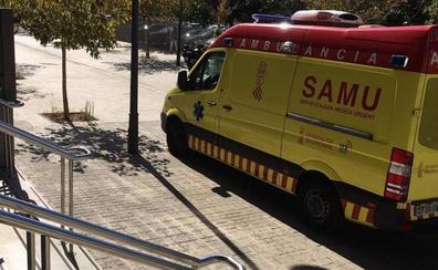 Muere de un infarto antes de un juicio tras fallar el desfibrilador por falta de batería en Valencia