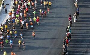 El medio maratón de Valencia contará con 17.500 participantes de 87 países