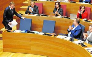 PP, Cs y Vox cercan a Puig por las subvenciones a entidades catalanistas
