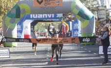 17.500 atletas de 87 países en el Medio Maratón de Valencia