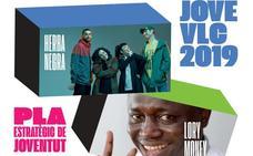 Fira Jove Valencia 2019: horarios y actuaciones en la plaza del Ayuntamiento