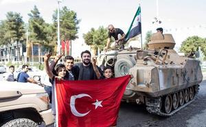Sin noticias del alto el fuego de Turquía en el norte de Siria