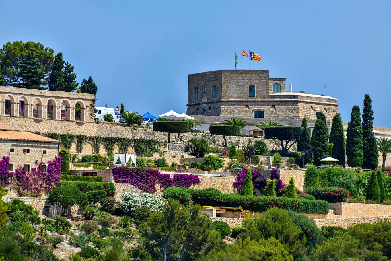 Boda de Rafa Nadal y Mery Perelló: Eligen Sa Fortalesa, un castillo del S.XVII
