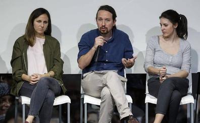 La cúpula de Podemos se vuelca con la Comunitat para frenar a Errejón y Compromís