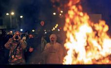 Todas las imágenes de la sexta noche de protestas en Barcelona