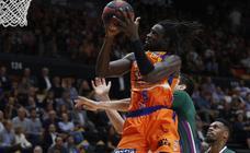 El Valencia Basket - Unicaja, en imágenes