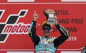 Canet falla y Dalla Porta se mete medio Mundial de Moto3 en el bolsillo