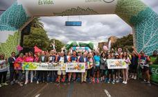 Fotos de la Carrera Valencia contra el Cáncer, del circuito Runcáncer 2019