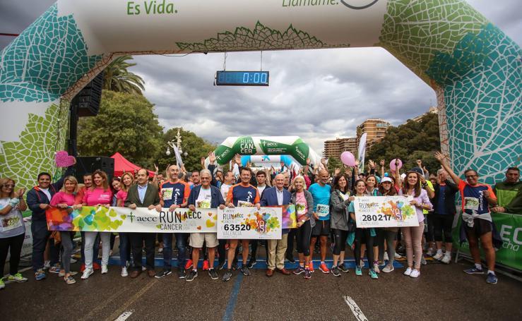 Fotos de la Carrera 'Valencia contra el Cáncer', del circuito Runcáncer 2019