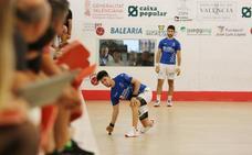 Moltó y Lorja conceden el pase de Badenes y Seve a semifinales de la Copa