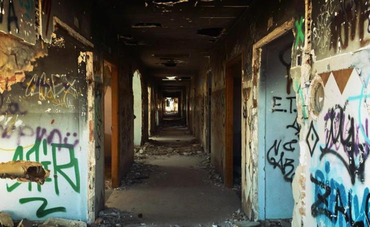 Los 5 lugares abandonados más terroríficos de la Comunitat