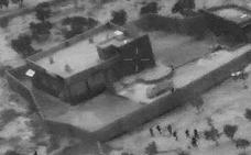 EE UU publica fotos del ataque a Al Bagdadi