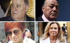 Los más ricos de España en 2019 según Forbes