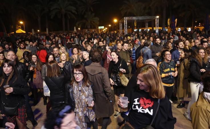 Festival Deleste 2019 de Valencia, en imágenes