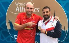 Kim López logra la medalla de plata en el Mundial de Dubái