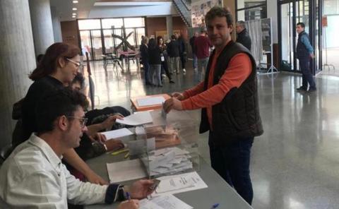 Ciudadanos se deja más de 8.000 votos en la comarca que recogen Vox y Partido Popular