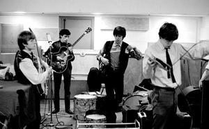 Los Rolling Stones más imberbes