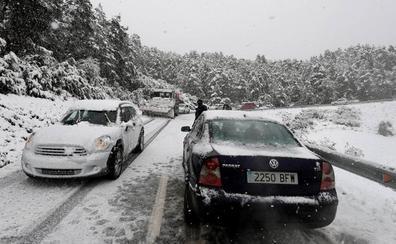 Jueves: Nieve, lluvia y mucho frío de norte a sur