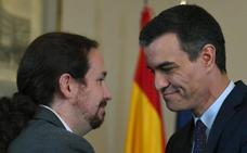 Los puntos de fricción en los programas de PSOE y Podemos