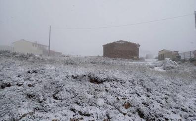 Llegan las primeras nieves a la Comunitat