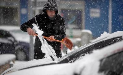 Dónde nieva en España desde hoy hasta el fin de semana: Madrid, Segovia, Lugo, Cuenca...